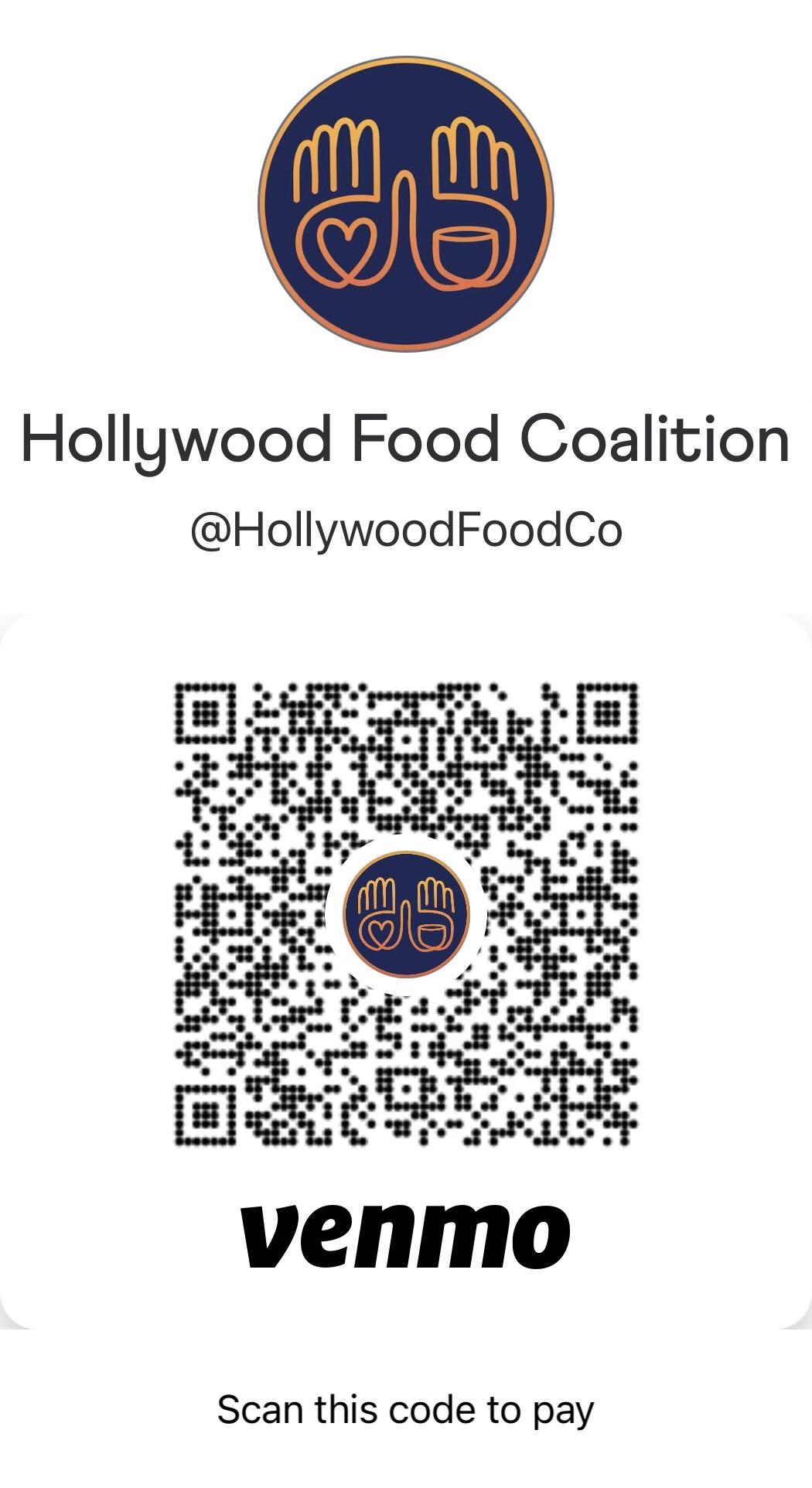 HoFoCo Venmo QR Code