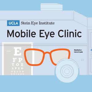 UCLA Mobile Eye Clinic Logo Link